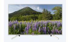 "Sony KD-55XF7077 55"" 4K HDR TV BRAVIA, Edge LED with Frame dimming, Processor 4K X-Reality PRO, Dynamic Contrast Enhancer, Browser, YouTube, Netflix, Apps, XR 400Hz, DVB-C / DVB-T/T2 / DVB-S/S2, USB, Silver"