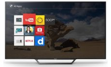 "Sony KDL-40WD650 40"" Full HD LED TV BRAVIA, DVB-C / DVB-T, XR 200Hz, Wi-Fi, HDMI, USB, Speakers, Black"