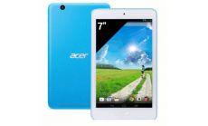 "Acer Iconia B1-750, 7.0"" HD (1280x800) IPS LED-backlit, Intel Atom Quad-Core Z3735G (up to 1.83GHz, 2MB), 0.3MP&5MP Cam, 1GB DDR3L, 16GB eMMC, Micro USB&HDMI, 802.11n, BT 4.0, GPS, Android KitKat 4.4, Blue"
