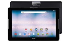"Acer Iconia B3-A30, 10.1"" HD IPS (1280x800), MTK MT8163 Quad-Core Cortex A53 (1.30 GHz), 1GB RAM, 16GB eMMC, 5MP FullHD Cam, 802.11/n, BT 4.0, GPS, Android 6.0 Marshmallow, Black"