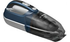 Bosch BHN1840L, Rechargeable Vacuum Cleaner, Working time: up to 40 min, Charging time: 4-5 hours, metallic blue / silver