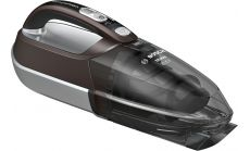 Bosch BHN2140L, Rechargeable Vacuum Cleaner, Working time: up to 45 min, Charging time: 4-5 hours, brown metallic / silver