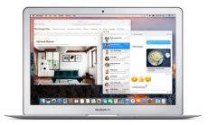 """Apple MacBook Air 13"""" i5 DC 1.8GHz/8GB/128GB SSD/Intel HD Graphics 6000 BUL KB"""