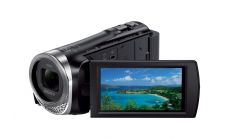 Sony HDR-CX450, black
