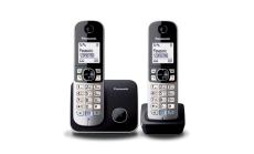 Panas Dect тел.с Caller ID, Sp-phone +1допълнителна слушалка и зарядно КХ-TG6812
