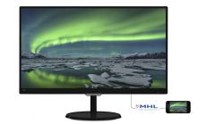 "Philips 23"" IPS монитор с Flickr Free, 1920x1080 5ms, 250cd/m2 VGA, DVI, HDMI"