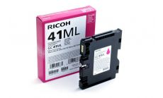 Касета с мастило гел RICOH Magenta Gel Yield GC 41ML,600 копия,405767, SG2100N
