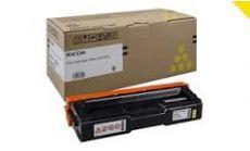 Тонер касета RICOH Print Cartridge Yellow  SPC240E, 2300 копия