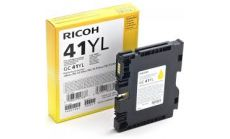 Касета с мастило гел RICOH Yellow Gel Yield GC 41YL ,600 копия,405768, SG2100N