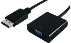 ROLINE S3201-10 :: VALUE видео конвертор, DisplayPort M - VGA F