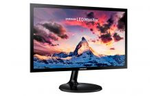 "Monitor Samsung S22F352F 21.5"" LED, Full HD (1920x1080), Brightness: 200cd/m2, Contrast: 1000:1, Response time: 5ms, Viewing Angle: 170°/160° , D-SUB, HDMI, Glossy Black (+ HDMI Cable)"