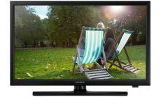 "TV Monitor Samsung T28E310E 27.5"" LED, HD (1366x768), Brightness: 250cd/m2, Contrast: 1000:1, Response time: 8ms, Viewing Angle: 178°/178° , 2xHDMI, USB, Stereo Speakers, DVB-T/C, Black"