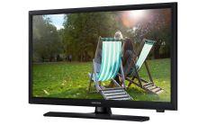 "TV Monitor Samsung T28E310X 27.5"" LED, HD (1366x768), Brightness: 250cd/m2, Contrast: 1000:1, Response time: 8ms, Viewing Angle: 178°/178° , 2xHDMI, USB, Stereo Speakers, DVB-T2/C, Black"