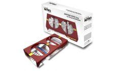 Цветен капак и охладител Sapphire NITRO GEAR COOLER SHROUD & BACKPLATE (RED) LITE, Supported Models: Sapphire NITRO+ RX 580/570 Series