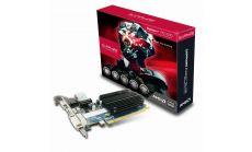 VC SAPPHIRE AMD Radeon R5 230 1G DDR3 PCI-E HDMI / DVI-D / VGA, 625MHz / 667MHz, 64-bit, 1 slot passive, BULK