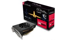 Видео карта Sapphire PULSE RADEON RX 570 ITX 4G GDDR5 HDMI/ DVI-D/ DP LITE (Factory refurbished in box, 5 months warranty)