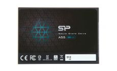 """Solid State Drive (SSD) SILICON POWER A55, 2.5"""", 512 GB, SATA3 3D NAND flash"""