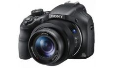 Sony Cyber Shot DSC-H400 black