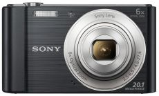 Sony Cyber Shot DSC-W810 black