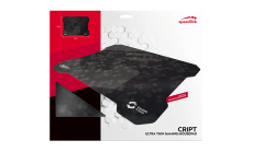 Speedlink CRIPT Ultra Thin Gaming Mousepad, 380 ? 280 ? 0.8mm (W ? D ? H), black