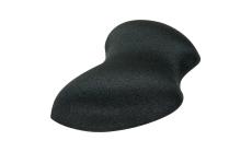 Speedlink LAX Ergonomic Wrist Rest Gelpad, non-slip rubberised backing, suitable for left and right-handers, black