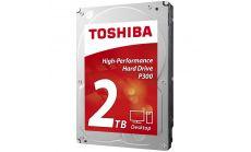 "HDD desktop Toshiba P300 (3.5"" 2TB, 7200RPM, 64MB, NCQ, AF, SATAIII), bulk"