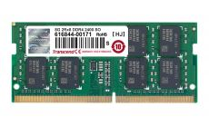 Памет Transcend 8GB DDR4, 2400 (1 x 8GB) 260  SO-DIMM 1.2 V, 17-17-17 2Rx8