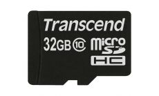 Памет Transcend 32GB micro SDHC10 Class 10 (Premium) (NoBox & Adapter)