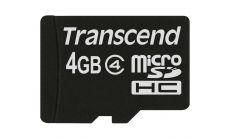 Памет Transcend 4GB micro SDHC4(NoBox & Adapter)