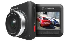 "Камера за кола Transcend Car Video Recorder 32G DrivePro 200, 2.4"" LCD, Wi-Fi 802.11n, 7 glass lenses, with Adhesive Mount, microSD card in"