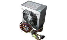 ADK-A550W Power Supply TrendSonic AC 115/230V, 47/63Hz, DC 3.3/5/12V, 550W, OEM, 20+4 pin, 3 x SATA, 2 x IDE, power cable 1.2M incl., 1x120, Efficiency 55%
