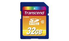 SDHC card 32GB SDHC CARD (SD 2.0, Class 10) TS32GSDHC10