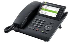 IP Телефон Unify OpenScape Desk Phone CP200, 3 Line With Display, PoE, PC Port, Switch