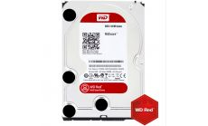 HDD 4TB SATAIII WD Red 64MB for NAS (3 years warranty)