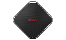 Външно SSD SanDisk Extreme 500 Portable SSD 240GB, Shock Resistant, read-write speed: up to 415 MB/s, 340 MB/s