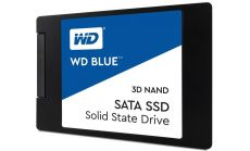 "SSD WD Blue 3D NAND 500GB 2.5"" SATA III, read-write: up to 560MBs, 530MBs (5 years warranty)"