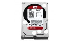 HDD Desktop WD Red (3.5'', 6TB, 64MB, RPM IntelliPower, SATA 6 Gb/s)
