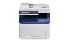 Мултифункционално у-во Xerox WorkCentre 6027NI, A4, P/C/S/F, 18/18 ppm, max 30K, 512MB, 525 MHz, 10/100BaseTX Ethernet, High-Speed USB 2.0, Wi-Fi Direct, Wi-Fi b/g/n, ADF, 150-sheets main tray