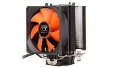 Xigmatek TYR SD962B HDT EN8446, Intel LGA Socket 755, 1150, 1155, 1156, AMD Socket AM2/ AM2+/ AM3/ AM3+/ FM1/ FM2/ FM2+, Universal mounting kit for AMD & Intel, ?6mm x2 pcs,90 mm highly efficient PWM fan, 1200-2800RPM, TDP: 100W
