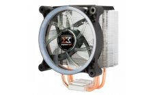 Xigmatek WHIZ HDT EN9375, Intel LGA Socket 755, 115xx, 136x, 2011, AMD Socket AM2/ AM2+/ AM3/ AM3+/AM4/ FM1/ FM2/ FM2+ Universal mounting kit for AMD & Intel, SE II 120 mm (RED) highly ef?cient PWM fan, 6mm Heat-Pipex4, 12cmx1,800-2000RPM, TDP:150W