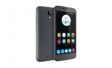 "Smartphone ZTE Blade А310 LTE Dual SIM 5.0"" IPS FWVGA (854 x 480) / Qualcomm Quad-Core 1.3GHz / 8GB Memory / 1GB RAM / Camera 8.0 MP+Flash & AF/2MP / Bluetooth 4.0 / WiFi 802.11 b/g/n / GPS / Battery Li-Ion 2200 mAh / Android 6.0 / Grey"