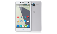 "Smartphone ZTE Blade L3 Dual SIM 5.0"" FWVGA (854 x 480) / Cortex-A7 Quad-Core 1.3GHz / 8GB Memory / 1GB RAM / Camera 8.0 MP+Flash & AF/2MP / Bluetooth 4.0 / WiFi 802.11 b/g/n / GPS / Battery Li-Ion 2000 mAh / Android 5.0 / White"