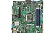 MB Server Socket-1150 INTEL iC226 (mATX,FSB 5000MHz,4 x DDR3 SDR,Памет на видео картата,2xGbitLAN,SATA III)