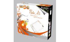 Kanvus Note A5 :: тетрадка таблет - А5