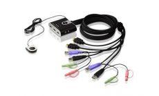 ATEN CS692 :: Дву портов USB HDMI превключвател
