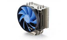 DeepCool Охлаждане CPU Cooler GAMMAXX S40 - 1150/2011/1366/775/AMD Компактна кула с 120мм перка, с голяма съвместимост заради ниската си височина от само 143мм