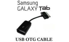 OTG Samsung M / USB AF - CU277-W-0.2m
