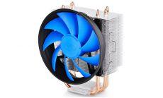 DeepCool Охладител за процесор CPU Cooler GAMMAXX 300 PWM 1151/775/1366/AMD Много добър охладител на прилична цена, до 130 вата разсейваща мощ, с PWM вентилатор