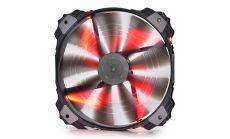 DeepCool Вентилатор Fan 200mm Red LED - XFAN 200RD