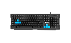 Fury Геймърка клавиатура Gaming Keyboard HORNET NFU-0865